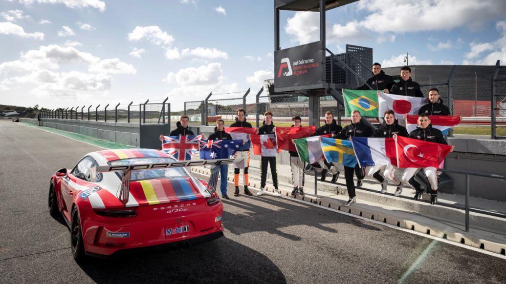 Porsche Motorsport Junior Programme, Porsche 911 GT3 Cup, 2019, Porsche AG