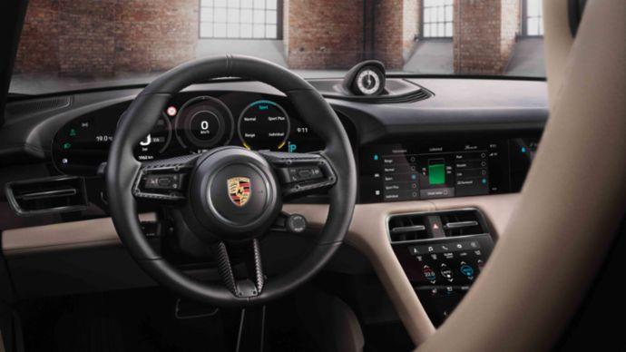 Taycan Turbo, Porsche Exclusive Manufaktur, 2020, Porsche AG