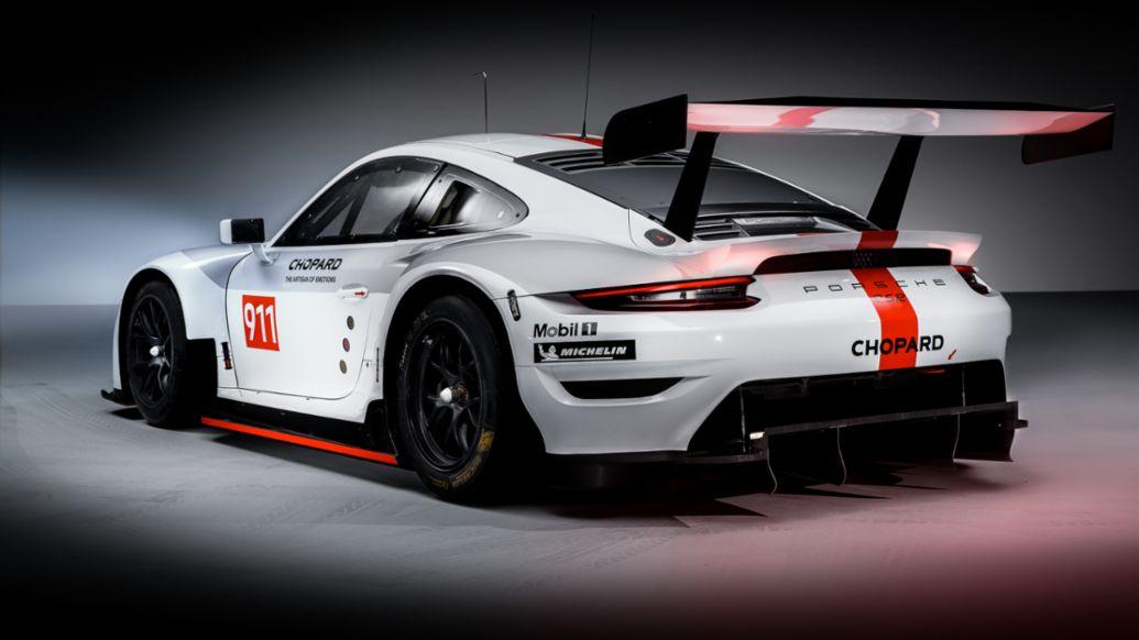 911 RSR (2019 model year), 2019, Porsche AG