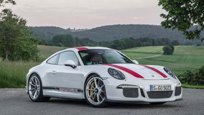 911 R, 2019, Porsche AG