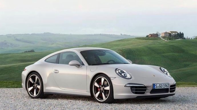 911 50th anniversary edition, 2019, Porsche AG