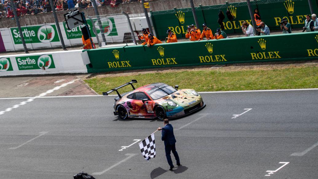 911 RSR, FIA WEC, race, Le Mans, 2019, Porsche AG