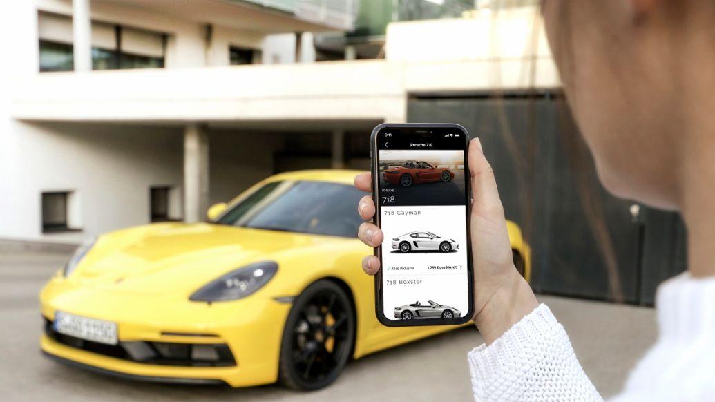 718, Porsche inFlow, 2019, Porsche AG