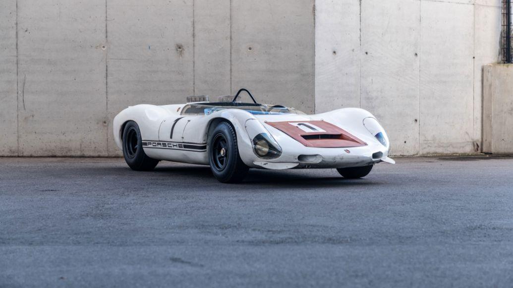 910/8 Bergspyder, 2019, Porsche AG