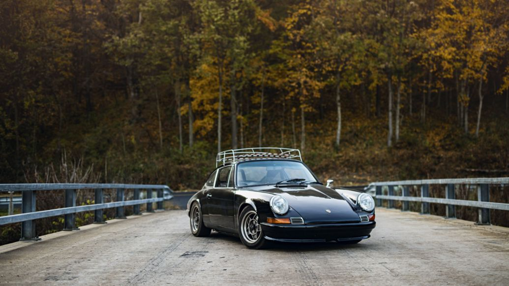 911 T von 1972, Minnesota, USA, 2017, Porsche AG