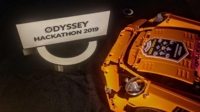 Odyssey Hackathon, 2019, Porsche AG