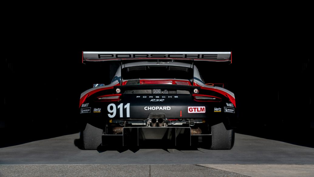 911 RSR, 2019, Porsche AG