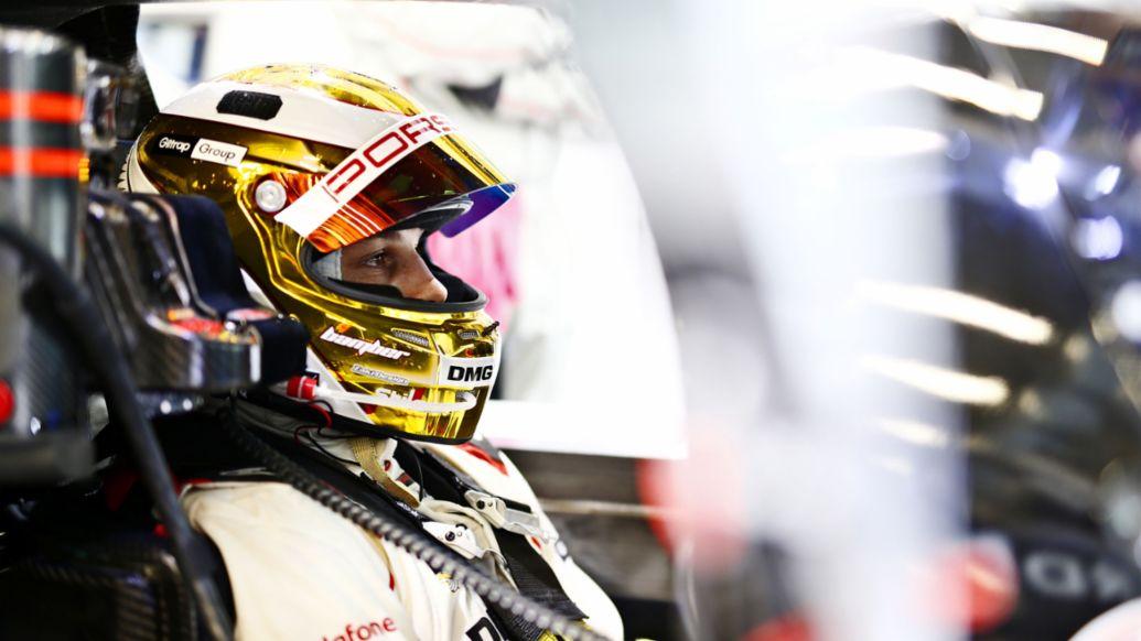 Earl Bamber, works driver, WEC, 2015, Porsche AG