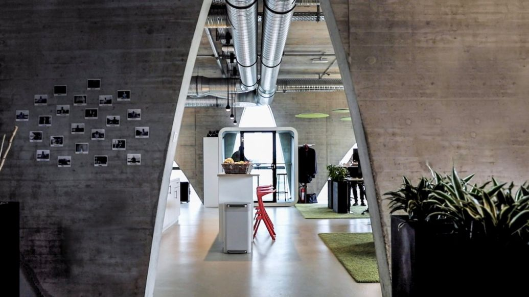 The Berlin office of Porsche Consulting, 2019, Porsche AG