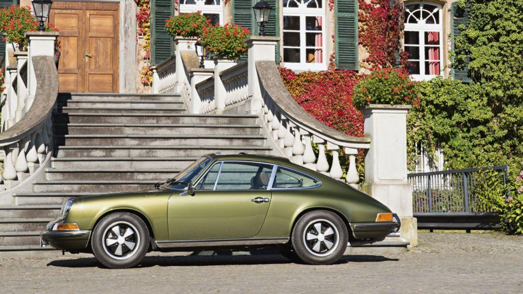Porsche 911 S von 1969, 2017, Porsche AG
