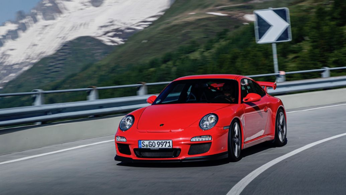 911 GT3 (997.2), 2019, Porsche AG