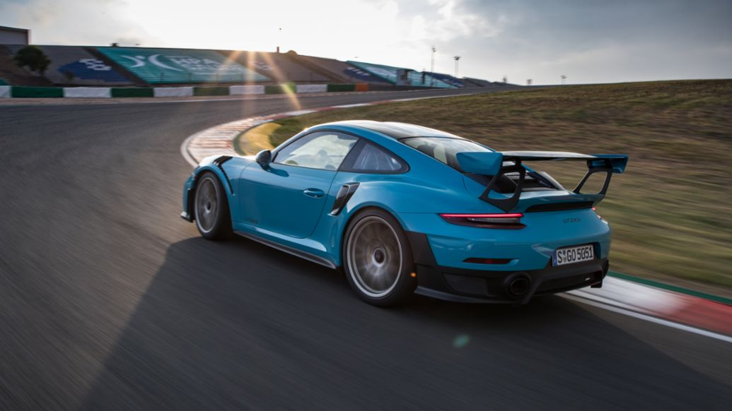 911 GT2 RS, Autódromo Internacional do Algarve, Portimão, Portugal, 2017, Porsche AG