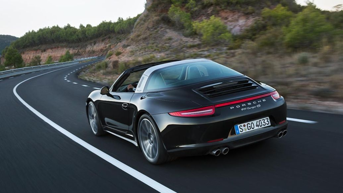 911 Targa, 2019, Porsche AG