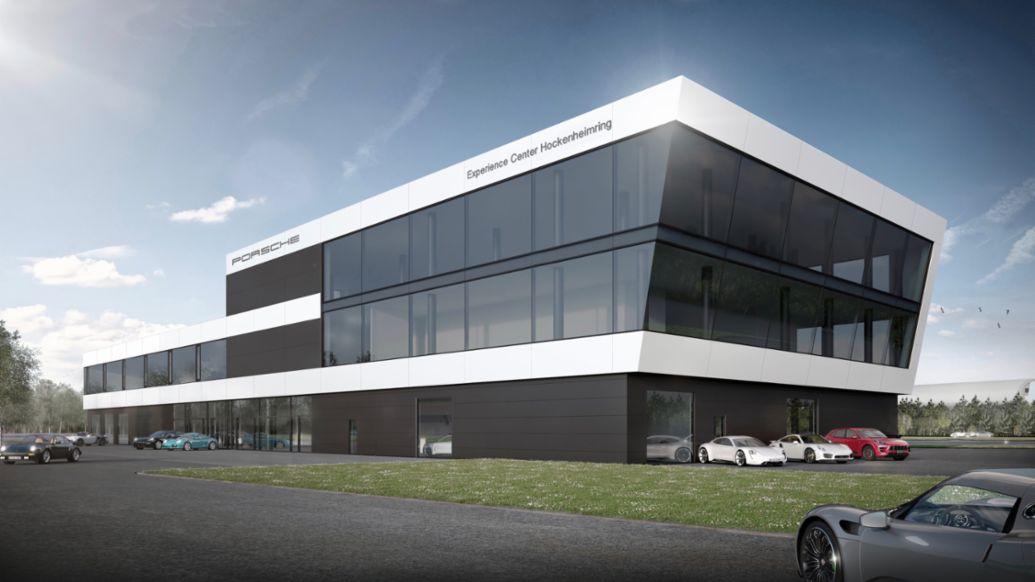 Porsche Experience Centre Hockenheimring, 2019, Porsche AG