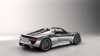 918 Spyder, 2014, Porsche AG