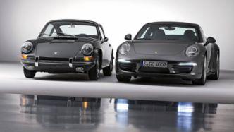 911, 50 Jahre Jubiläum, Porsche AG