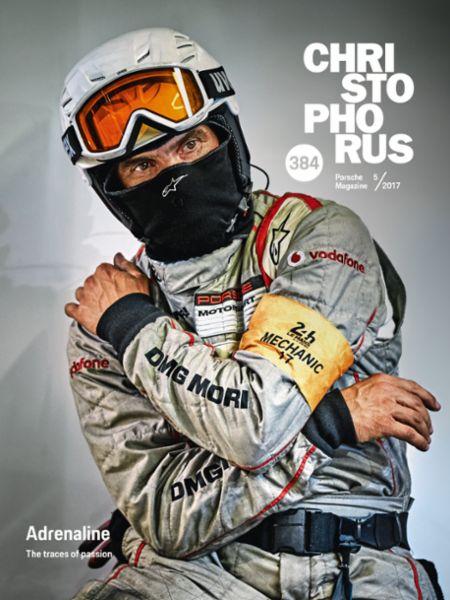 Christophorus 384, 2017, Porsche AG