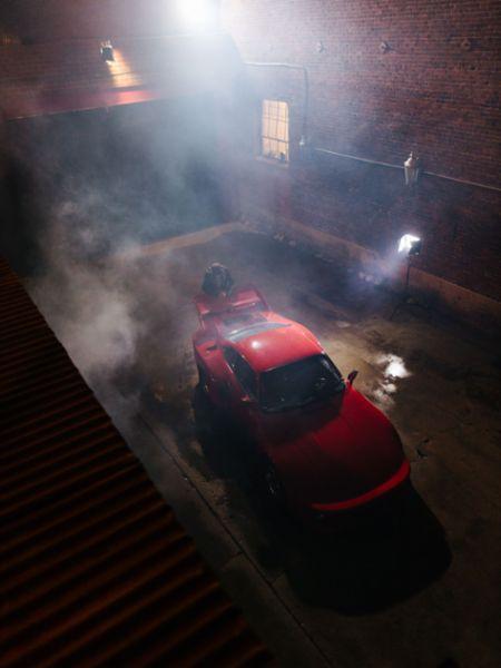 Magnus Walker, 911 slantnose, 2019, Porsche AG