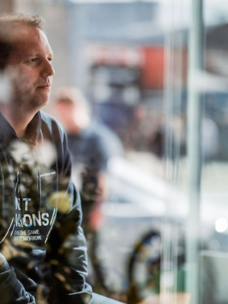 Stefan Zerweck, Porsche Digital COO, TNW 2019, Porsche AG