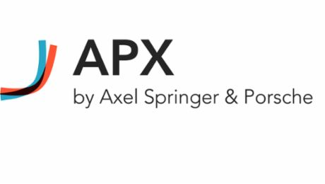 Porsche and Axel Springer: new accelerator APX