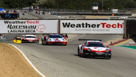 IMSA: Porsche scores vital points on the way to a possible title win