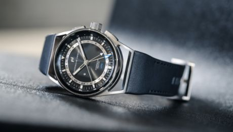 Porsche Design Launches Innovative World-time Watch