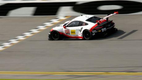 Gianmaria Bruni new Porsche works driver