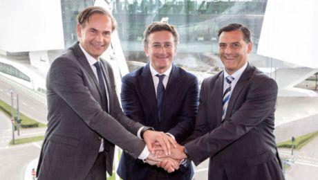 Porsche plant Einstieg in die Formel E