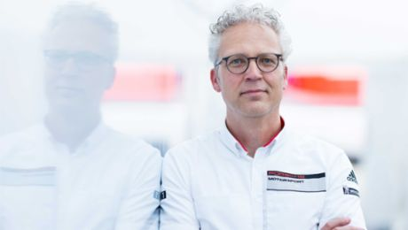 Daniel Armbruster takes over from Jens Walther