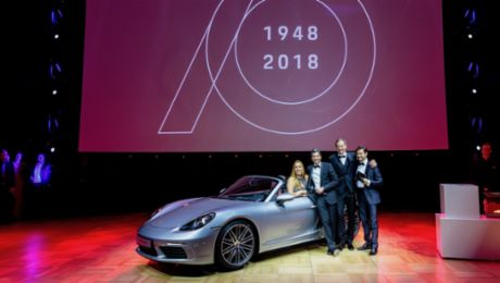 Porsche extends commitment to the Leipzig Opera Ball