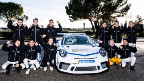 Taking the next step: who will be the 2019 Porsche Junior?