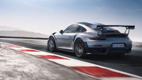 Porsche präsentiert den leistungsstärksten Elfer aller Zeiten
