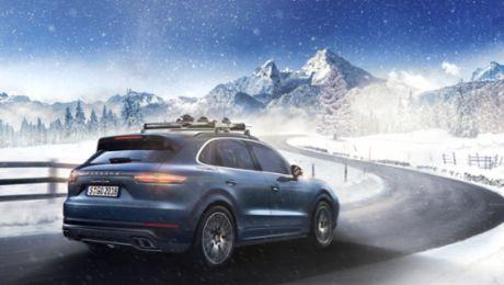 Porsche Newsroom wünscht Frohe Weihnachten!