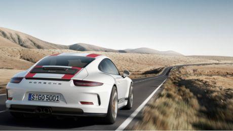 Der neue Porsche 911 R