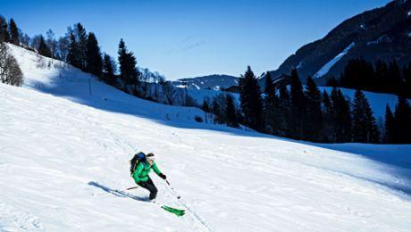 Röhrl calling – A skiing trip with Walter Röhrl