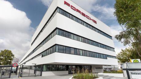 TÜV Süd bestätigt Porsche hohe Umweltstandards