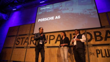Porsche receives award for innovation performance