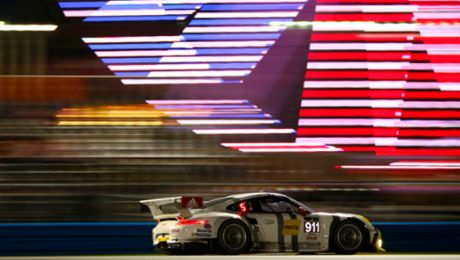 Mixed fortunes in Daytona