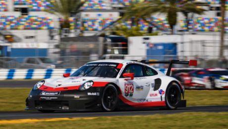 Starkes Porsche-Aufgebot in Florida