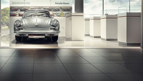 France: Porsche Classic Centre opened