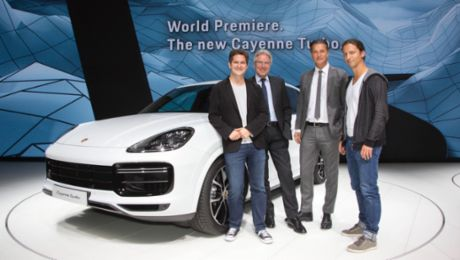 Porsche begins a partnership with the CODE University