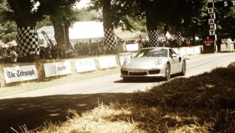 Speed in Goodwood