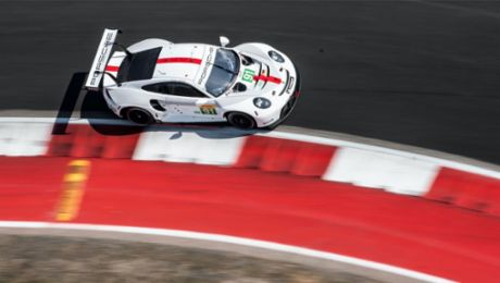 WEC: Porsche takes up the six-hour race in Austin from the first grid row