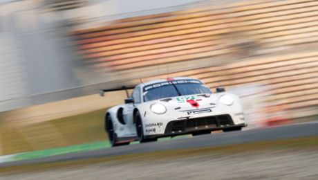 WEC: Porsche extends world championship lead
