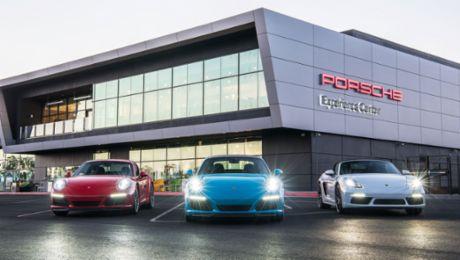 L.A.: Porsche eröffnet neues Experience Center