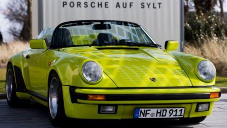 Porsche auf Sylt feiert ersten Geburtstag