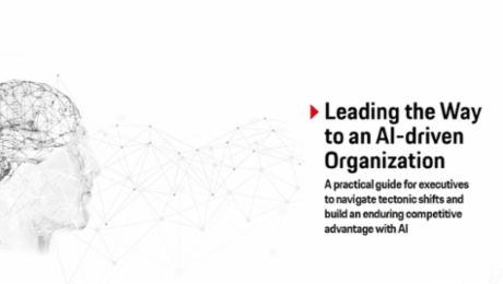 Leading the Way to an AI-driven Organization