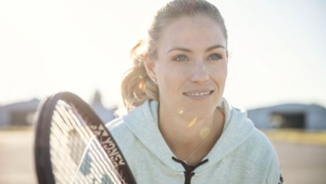 "Angelique Kerber: ""The ultimate challenge"""