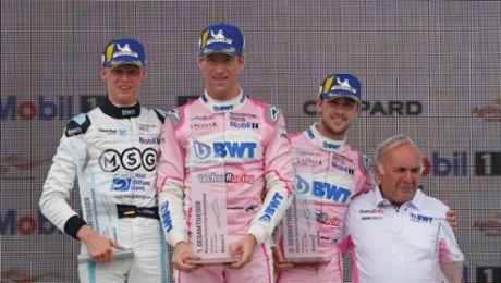 Ammermüller gewinnt turbulentes Rennen auf dem Norisring