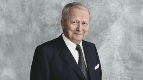 Dr. Wolfgang Porsche: Die Firma ist sein Leben
